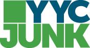 YYC Junk Removal Calgary Logo